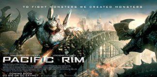 Pacific Rim Movie Cover