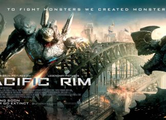 Pacific Rim Movie Cover