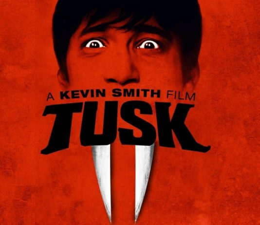 Tusk Movie Cover