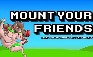 Mount Your Friends Cover