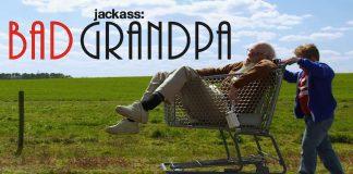 Bad Grandpa Cover Logo