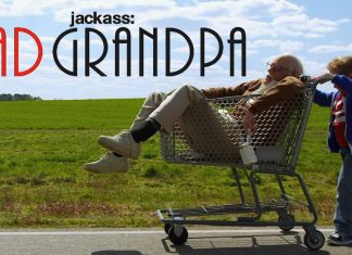 Bad Grandpa Cover Logo