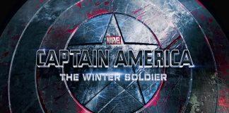 Captain America Winter Soldier Cover