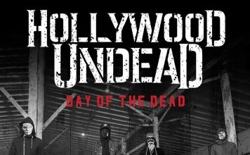 Hollywood Undead Day of the Dead Album Cover
