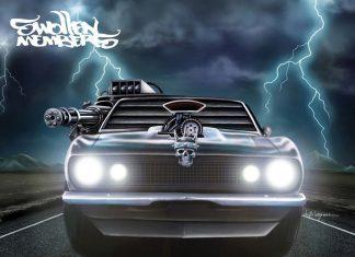 Swollen Members Beautiful Death Machine Album Cover