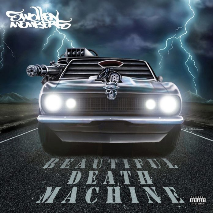 Swollen Members Beautiful Death Machine Album Cover
