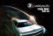 Cunninlynguists Strange Volume Three Album Cover