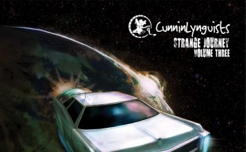 Cunninlynguists Strange Volume Three Album Cover