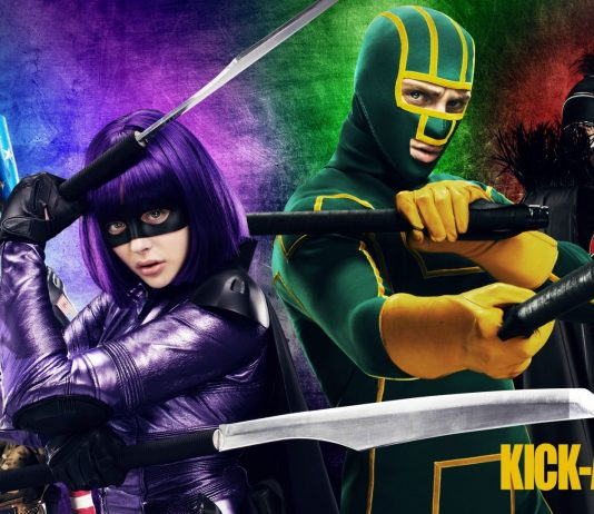 Kick Ass 2 Movie Header