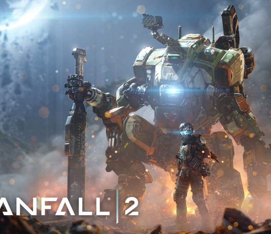 Titanfall 2 Game Cover