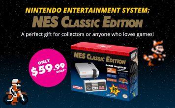 NES Classic Edition Best Buy Restock