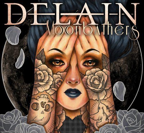 Delain Moonbathers Album Cover