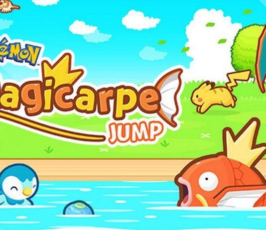 Pokemon Magikarp Jump Logo
