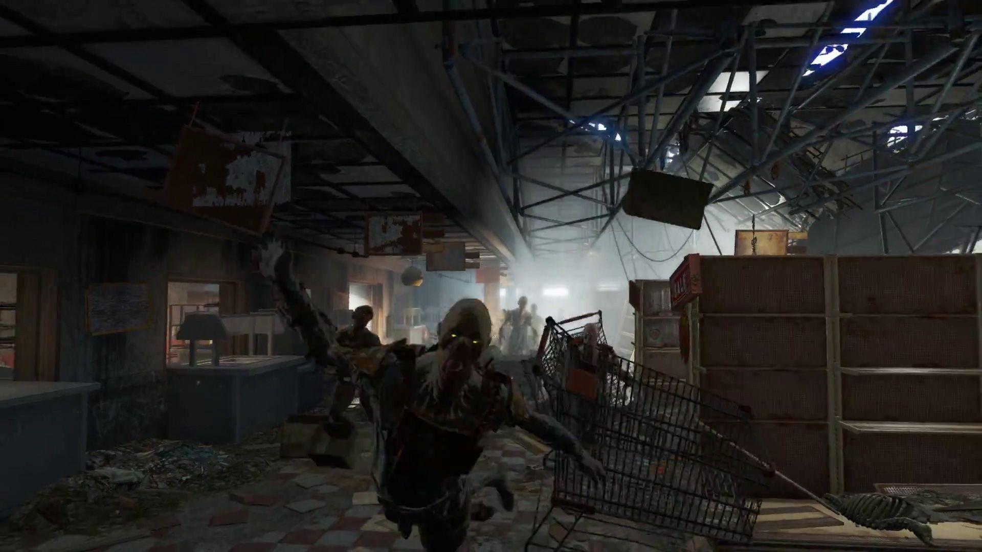 Fallout 4 Teaser Screenshot Feral Ghouls