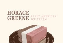 Horace Greene - Early American Ice Cream