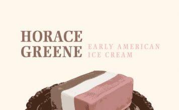 Horace Greene - Early American Ice Cream