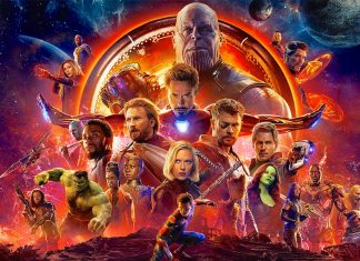 Avengers Infinity War Cinematic Poster