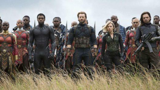 Avengers: IW 1