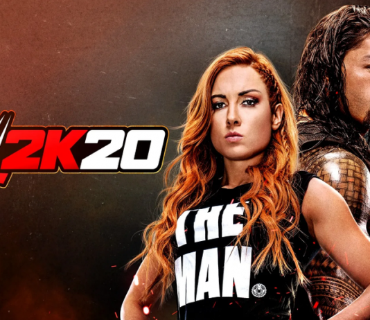 WWE 2K20 Cover Image